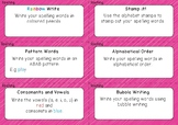 Grammar and Spelling Task Cards