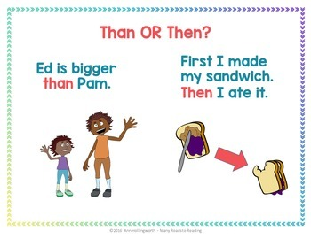 Grammar and Usage: Than or Then?