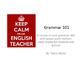 Grammar and Writing 101 Lesson Plan Bundles