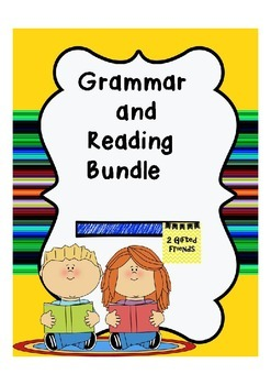 Grammar and reading bundle