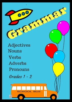 Grammar for Grades 1-2