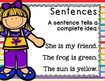~*Grammar Sentences