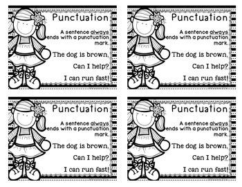 ~*Grammar- punctuation