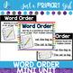 ~*Grammar -word order