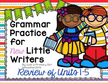 ~*Grammar Review