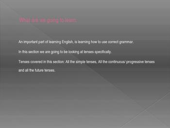 Grammar for Beginners