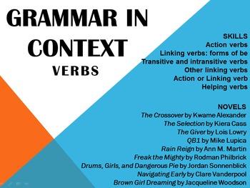 Grammar in Context: Verbs