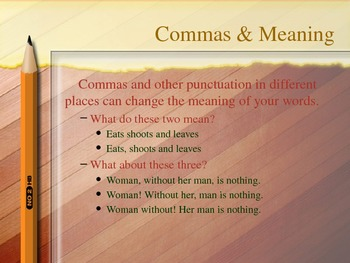 Grammar in Life - Punctuation and Capitalization