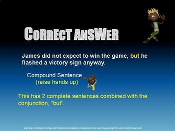 Grammar in Motion: Compound Sentences