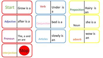 Grammar loop cards self checking
