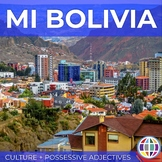 Mi Bolivia: Possessive adjectives and cultural reading in Spanish