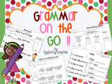 Grammar on the GO!! : Nouns, adjectives, verbs & MORE!