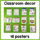 Grammar posters [Second Set]: plural - possessives - simple past...