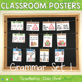 Grammar Posters Set1