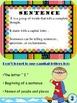 Grammar practice booklet