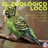 Grammar project: El zoológico loco/The imperfect