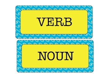 Grammar signs