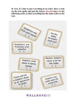 Grammar through Reading Comprehension
