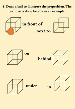 Grammar with Max - Prepositions of place