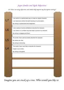 Grammar work booklet