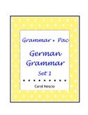 Grammar * Pac For German Class Set 1