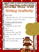 Grammarific Scarecrow Writing Craftivity