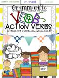 Grammarific: Action Verbs Interactive Notebook Pages