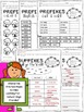 Grammarific Prefixes & Suffixes Interactive Notebook & Practice Pages