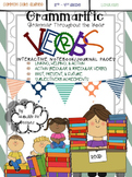 Grammarific: Verbs Bundle - Interactive Notebook Pages