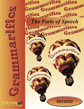 Grammarifics Complete Program with All 12 Lessons