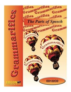 Grammar, Grammarifics Lesson 8, Adjectives  A Space Journey