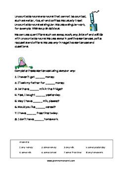 Grammarman comic 02
