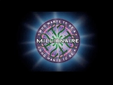 """Grammarway 1 """"Who wants to be a Millionaire"""" game."""