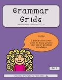 Grammar Grids (Set One)