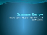 Grammer Review PowerPoint