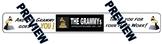 Grammy Award Banner of Thanks for Teachers