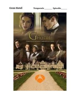 Gran Hotel- Temporada 1 episodio 5