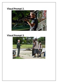 Gran Torino creative writing prompts