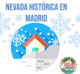 Gran nevada en Madrid 2021