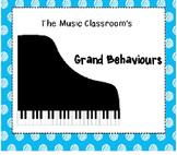 Grand Behavior Plan