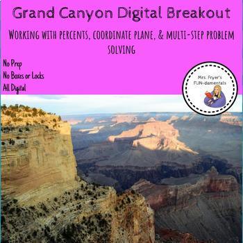 Grand Canyon Digital Breakout