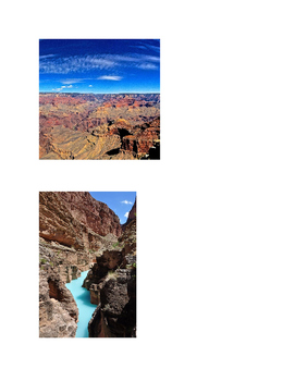 Grand Canyon Inference Page
