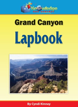 Grand Canyon Lapbook