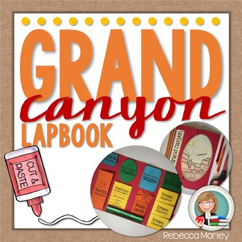 Grand Canyon Lapbook Kit