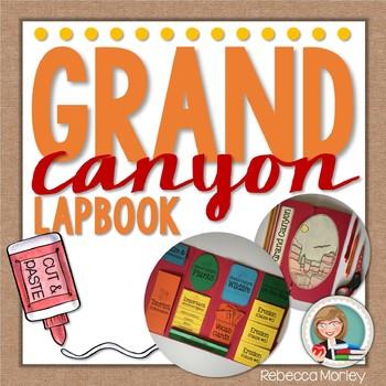 Grand Canyon Lapbook Kit