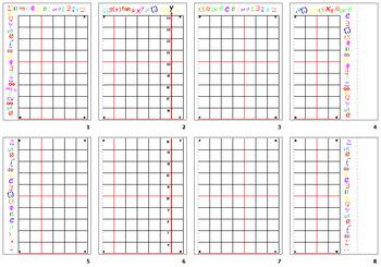 Grand Entrance - The Classroom Door Coordinate Grid