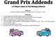 Grand Prix Addends - A 2-Player Game to Practice Finding M