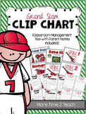 Grand Slam {Behavior Clip Chart}- Editable