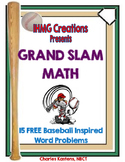 Grand Slam Math: Using Baseball to Reinforce Math Skills (Common Core)