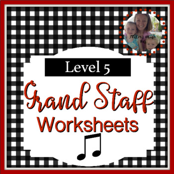 Note Name Worksheets Level 5